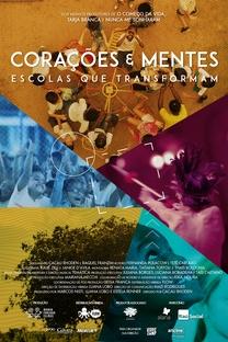 Corações e Mentes: escolas que transformam - Poster / Capa / Cartaz - Oficial 1