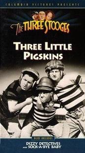 Três Pequenas Peles de Suínos  - Poster / Capa / Cartaz - Oficial 1