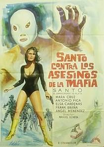 Santo Frente a la Muerte - Poster / Capa / Cartaz - Oficial 2