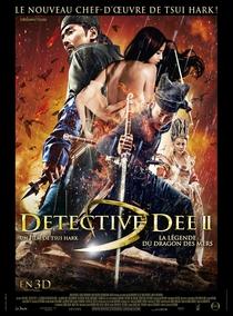 Jovem Detetive Dee: Ascensão do Dragão do Mar - Poster / Capa / Cartaz - Oficial 11