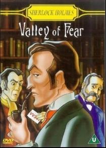 Sherlock Holmes e o vale do terror - Poster / Capa / Cartaz - Oficial 3