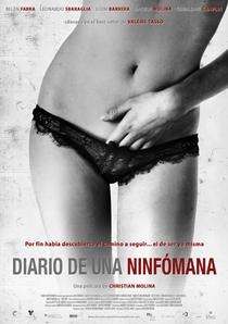 Diário Proibido - Poster / Capa / Cartaz - Oficial 1