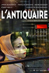 L'antiquaire - Poster / Capa / Cartaz - Oficial 1