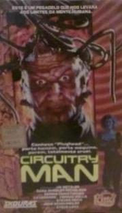 Circuitry Man - Poster / Capa / Cartaz - Oficial 3