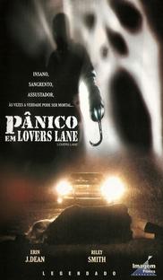 Pânico em Lovers Lane - Poster / Capa / Cartaz - Oficial 1