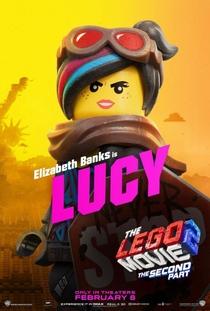 Uma Aventura LEGO 2 - Poster / Capa / Cartaz - Oficial 7