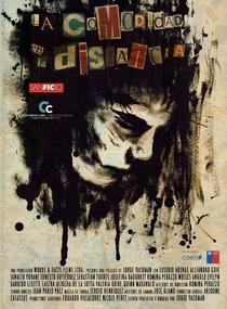 Conforto na distância - Poster / Capa / Cartaz - Oficial 1