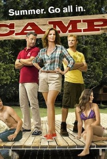 Camp (1ª Temporada)  - Poster / Capa / Cartaz - Oficial 1