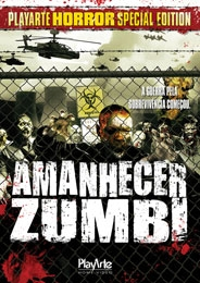 Amanhecer Zumbi - Poster / Capa / Cartaz - Oficial 2