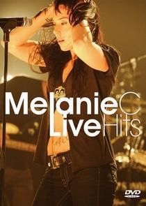Melanie C - Live Hits - Poster / Capa / Cartaz - Oficial 1