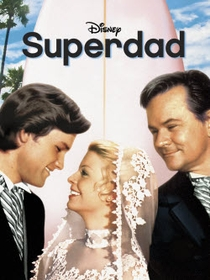 Superdad - Poster / Capa / Cartaz - Oficial 1