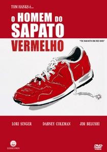O Homem do Sapato Vermelho - Poster / Capa / Cartaz - Oficial 3