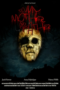 To My Mother And Father - Poster / Capa / Cartaz - Oficial 1