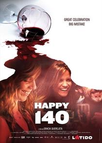 Felizes 140 - Poster / Capa / Cartaz - Oficial 2
