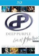 Deep Purple ao vivo em Montreux