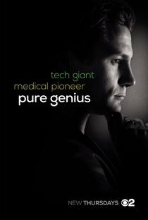 Pure Genius (1ª Temporada) - Poster / Capa / Cartaz - Oficial 1