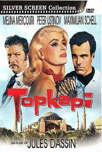 Topkapi - Poster / Capa / Cartaz - Oficial 5