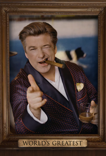 The Roast of Alec Baldwin - Poster / Capa / Cartaz - Oficial 1
