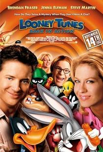 Looney Tunes: De Volta à Ação - Poster / Capa / Cartaz - Oficial 4