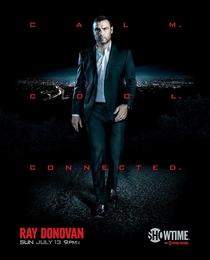 Ray Donovan (2ª Temporada) - Poster / Capa / Cartaz - Oficial 1
