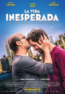 La vida inesperada - Poster / Capa / Cartaz - Oficial 1