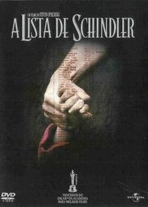 A Lista de Schindler - Poster / Capa / Cartaz - Oficial 2