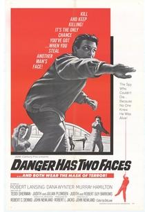 As Duas Faces do Perigo - Poster / Capa / Cartaz - Oficial 1