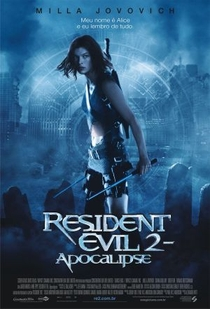 Resident Evil 2: Apocalipse - Poster / Capa / Cartaz - Oficial 1