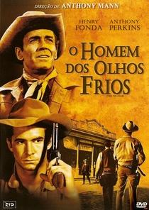 O Homem dos Olhos Frios - Poster / Capa / Cartaz - Oficial 2