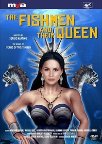 The Fishmen and Their Queen - Poster / Capa / Cartaz - Oficial 1