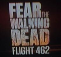 Fear The Walking Dead: Flight 462 - Poster / Capa / Cartaz - Oficial 2