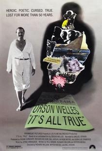 É Tudo Verdade - Poster / Capa / Cartaz - Oficial 1