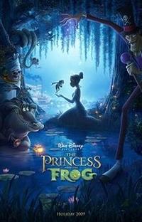 A Princesa e o Sapo - Poster / Capa / Cartaz - Oficial 5