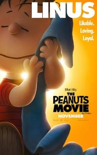 Snoopy & Charlie Brown - Peanuts: O Filme - Poster / Capa / Cartaz - Oficial 20
