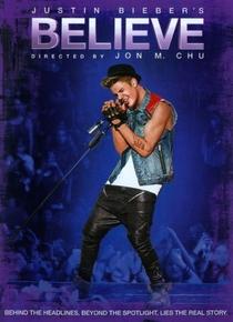 Justin Bieber's Believe - Poster / Capa / Cartaz - Oficial 6