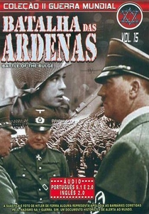 Batalha das Ardenas - Poster / Capa / Cartaz - Oficial 1