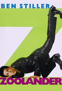 Zoolander - Poster / Capa / Cartaz - Oficial 1