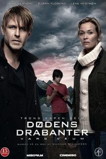 Varg Veum - Dødens Drabanter - Poster / Capa / Cartaz - Oficial 1