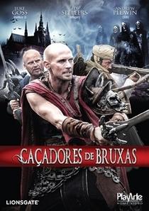 Caçadores de Bruxas - Poster / Capa / Cartaz - Oficial 2