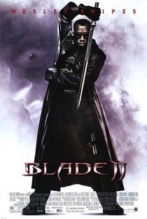 Blade II - O Caçador de Vampiros - Poster / Capa / Cartaz - Oficial 1