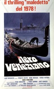 Nero veneziano - Poster / Capa / Cartaz - Oficial 3