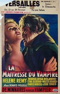 O Vampiro e a Bailarina - Poster / Capa / Cartaz - Oficial 4