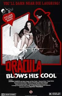 Dracula Blows His Cool - Poster / Capa / Cartaz - Oficial 1