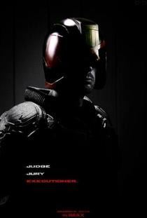 Dredd - Poster / Capa / Cartaz - Oficial 3