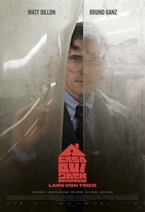 A Casa Que Jack Construiu - Poster / Capa / Cartaz - Oficial 2