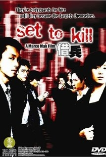 Set to Kill - Poster / Capa / Cartaz - Oficial 1