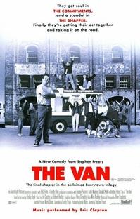 A Van - Poster / Capa / Cartaz - Oficial 2