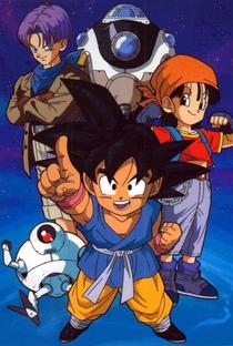 Dragon Ball GT: Saga Viagem Pelo Universo - Poster / Capa / Cartaz - Oficial 35