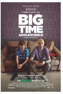 Big Time Adolescence - Poster / Capa / Cartaz - Oficial 1