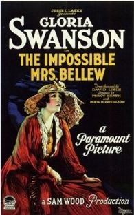 The Impossible Mrs. Bellew  - Poster / Capa / Cartaz - Oficial 1